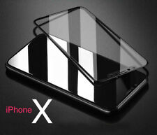 3D Full Coverage Curved fit Tempered Glass Screen Protector For iPhone X 10