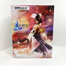 FINAL FANTASY X HD Remaster PLAY ARTS Kai Yuna PVC Painted Action Figure Japan