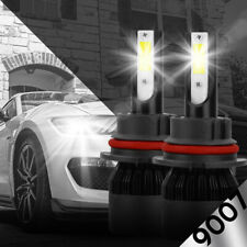 9007 HB5 488W 48800LM CREE LED Headlight Kit Hi/Lo Beam Light Bulbs 6000K White