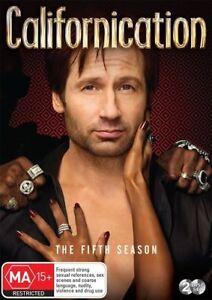 Californication :  Season 5 : 2 Disc : NEW DVD