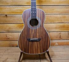 Washburn WP55NS  Parlour Guitar - Koa wood