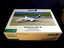 1:200 Hogan ANA All Nippon Airways 787-8 JA801A NH20054 NEW with Display Base