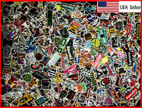 1400 New Random Skateboard Stickers bomb Laptop Luggage Decals Dope Sticker Lot