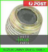 Fits SUZUKI JIMNY SN413 Oil Casing Drain Plug