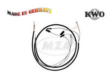 SIMSON faisceau câbles pour Combinaison de commutation - 6 + 12 VOLTS guidon S51