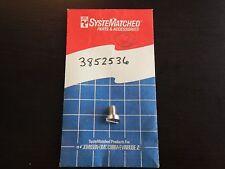 OMC Water Drain Plug Johnson Evinrude 3852536 OEM NOS