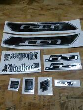 GT Dave Voelker Metal Issue Decal Kit Dyno Haro Redline Hutch GT