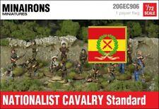 Minairons 1:72 Nationalist Cavalry standard - 20mm Spanish Civil War