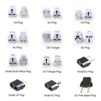 EU UK AU to US USA AC Universal Adapter Power Plug Travel Wall Converter Euro