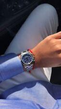 Rolex Daytona 116520 Blue DIal Wrist Watch