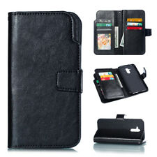 Huawei Mate 20 Pro P20 P9 P10 Lite Magnetic Flip Leather Wallet Cards Case Cover