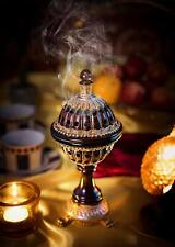 Incense Burner Frankincense Resin Charcoal Bakhoor Burners Office&Home Decor