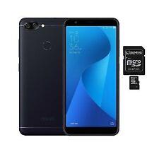 ASUS Zenfone Max Plus - 32GB - Deepsea Black Smartphone (Dual SIM)