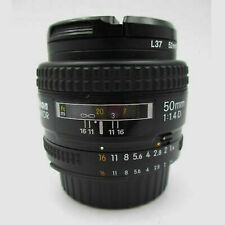 "Mint"" Nikon AF Nikkor 50mm F 1.4 D From Japan"