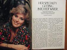 1979 TV Guide(HART TO HART/RYAN'S HOPE/KAREN  ANN  MORRIS/MARK HARMON;240-ROBERT