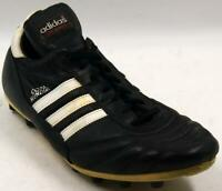Adidas Copa Mundial Black Leather Cleats 15508 Men's Shoes Sz 13 M