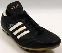 Adidas Copa Mundial Black Leather Cleats 15508 Men's Shoes Sz 13 M