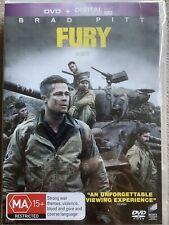 Fury (DVD, 2018)