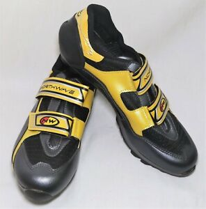 LikeNew_Made Italy_NORTHWAVE 2-Bolt MTB Cycling Shoes_U.S.Men's Sz.8 1/2 (EU 42)