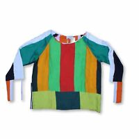 Pierre Louis Mascia Women's Long Sleeve Blouse S Colour: Multi
