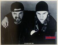 Jay and Silent Bob Black & White UK Import Poster 22 x 28
