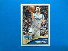 2015-16 Panini NBA Sticker Collection n.186 Evan Fournier Orlando Magic