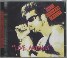 "ANTI NOWHERE LEAGUE - ""LIVE ANIMALS"" - (still sealed cd) - STEP CD 42"