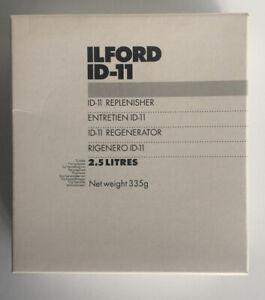 Ilford ID-11 Regenerator/Fixierbad