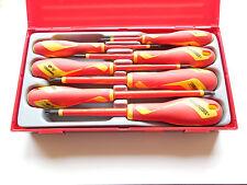 Teng Tools TTV907N Screwdriver set 1000 volt code 178710109