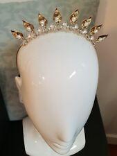 Mimco Levitate Tiara Fascinator Wedding Headband Headpiece