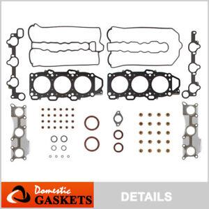 Fits 92-95 Mazda 929 3.0L DOHC Head Gasket Kit JE48