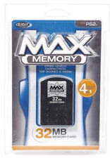 Datel Max Memory Card Speicherkarte 32 MB Ps2 PlayStation 2