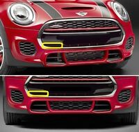 MINI NEW GENUINE F55 F56 F57 JCW FRONT BUMPER AIR INLET FINISHER RIGHT 7355240