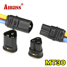 Amass MT30 Connector Plugs Male Female Banana Plug Designed From XT60