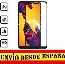 Protector Pantalla COMPLETO NEGRO HUAWEI P20 LITE Cristal Templado 0.33m