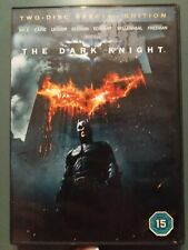 BATMAN: The dark Knight 2 disc special edition DVD