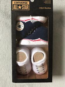 converse baby socks 0-6 Months