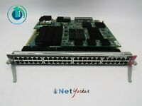 Cisco WS-X6748-GE-TX • 48-Port Ethernet Switching Module ■Same Day Shipping■