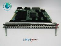 Cisco WS-X6748-GE-TX • 48 Port Ethernet Switching Module ■ SAME DAY SHIPPING ■