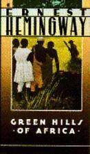 Green Hills of Africa Paperback Ernest Hemingway