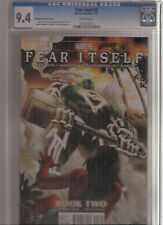 FEAR ITSELF #2 CGC 9.4 IMMONEN VARIANT COVER