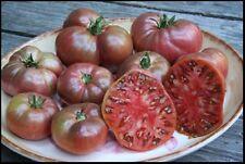 Heirloom Organic CHEROKEE PURPLE Tomato 50 SEEDS High Yields Sweet Rich Flavor