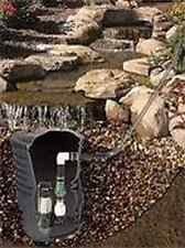 Custom Pro DIY Pondless Waterfall Kit-w/vault-complete water feature-5x7 size