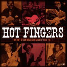 Hot Fingers History of American Guitar Vol1 19231951 CD