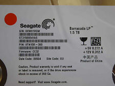 1,5 TB SEAGATE st31500541as/9tn15r-300/cc32/su/100535537 REV A-HD #4