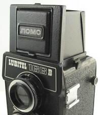 ⭐SERVICED⭐ LUBITEL-166B Russian Soviet USSR TLR Medium Format 6x6 LOMO Camera