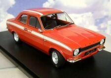 CULT MODELS 1/18 RESIN 1973 MK1 MKI FORD ESCORT MEXICO RED RHD/UK REG. CML063-1