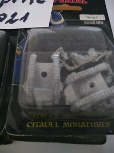 Citadel Warhammer IMPERIAL BOMBARD  Blister Epic Space Marine 40K New
