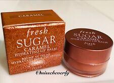 FRESH SUGAR Caramel Hydrating Lip Balm 2g/.07oz TRAVEL SIZE ~ MINI ~ NEW IN BOX