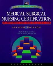 American Nursing Review for Medical-Surgical Nursing Certification